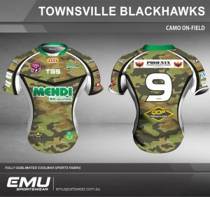 New 2017 Camouflage Jersey – Pre Order NOW!
