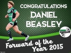 Daniel Forward of the Year